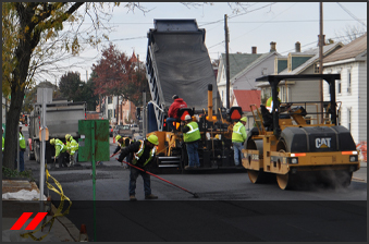 EK Services Commercial Paving